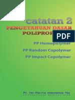 200912140808370 BukuSaku Catatan2 Pengetahuan Dasar Polipropilena