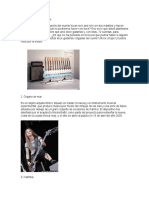 25 Instrumentos Musicales