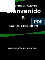 DIRECCION DE VENTAS