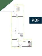Layout Office Model