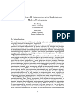 41-Whitepaper-Securing Healthcare IT Infrastructure With Blockchain And