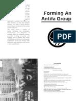 Forming an Antifa Group