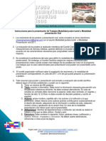 requisitos para posters y presentacion oral