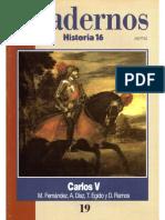 Cuadernos Historia 16, nº 019 - Carlos V.pdf