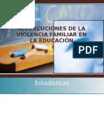 Violencia Familiar Educacion