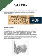 La Cattedrale Gotica