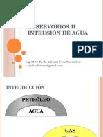 Reservorios II - Intrusion de Agua Pr