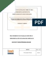 PR-CG-SEG-TAP-006 Procedimiento Para La Implementación Del Estandar de Liderazgo Rev.B 08-09-2016