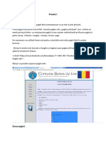 ProiectHTML