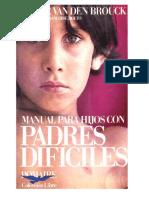 Manual Para Hijos Con PADRES DIFICILES