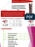 Uap Concreto II Clase 1