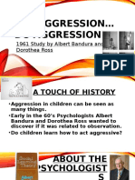 see aggression