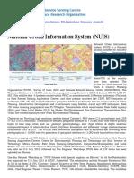 National Urban Information System (NUIS) _ National Remote Sensing Centre