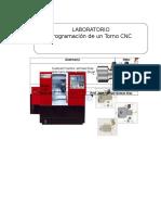 Laboratorio 1 CNC