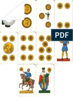 Carte Da Gioco Siciliane (Denari)