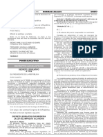 Dl 1312 Decreto Legislativo Que Modifica La Ley Del Impuesto a La Renta