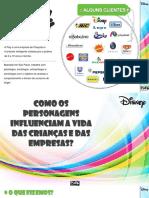 Apresentação Expo Disney 2013