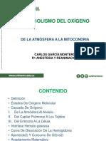 Exposicion de Oxigeno CAGM