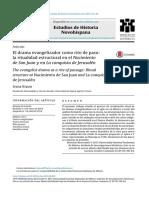 El drama evangelizador como rito de paso la ritualidad estructural en el....pdf