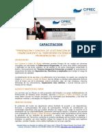 Curso PCLCFT en Bingos y Casinos Providencia No. 11-011 Público
