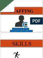 Staffing the Engineering Organization
