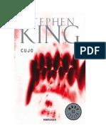 Conseguir Un Libro Cujo by Stephen King