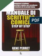 Manuale Di Scrittura Comica