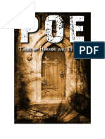 Conseguir Un Libro Edgar Allan Poe Tales of Horror and Mystery by Edgar Allan Poe