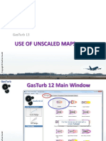 Use of Unscaled Maps