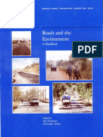 Roads and the Environnment - Tsunokawa e Hoban