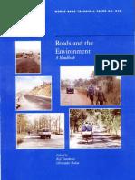 Roads and the Environnment - Tsunokawa e Hoban