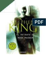 Conseguir Un Libro El Retrato de Rose Madder by Stephen King