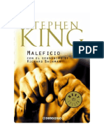Conseguir Un Libro Maleficio by Stephen King