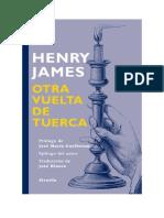 Conseguir Un Libro Otra Vuelta de Tuerca by Henry James