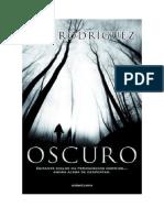 Conseguir Un Libro Oscuro by Teo Rodriguez