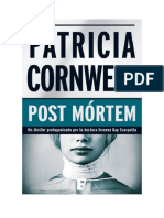 Conseguir Un Libro Post Mortem by Patricia Cornwell