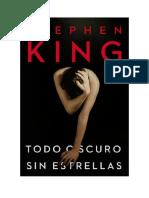 Conseguir Un Libro Todo Oscuro Sin Estrellas by Stephen King