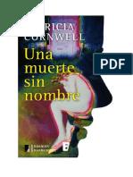 Conseguir Un Libro Una Muerte Sin Nombre by Patricia Cornwell