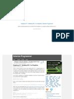 Raspberry Pi - Building SDL 2 on Raspbian Solarian Programmer 23-04-2017 19.51.07 [Selectable PDF]