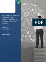 Vmware Architecting a Vmware Vrealize Log Insight Solution