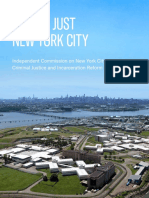 Lippman Commission Report on Closing Rikers Island