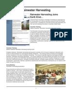 Rainwater Harvesting - Permian Basin Master Gardeners