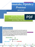 Aminoacido Peptidos Proteinas Omarambi