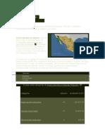 En México Existen Diversos Tipos de Áreas Protegidas