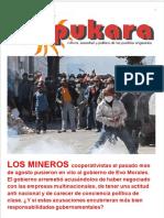 2016. Francescone El Cooperativismo Minero y Las Aseveraciones Del Gobierno Pukara Nº 124