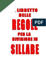 Libretto Sillabe