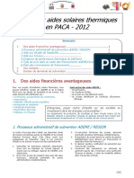 02 Guide Des Aides Solaire Thermique PACA 2012 (1)