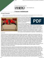 Carlo Formenti_ Le Nuove Servitù e Il Lavoro Intellettuale