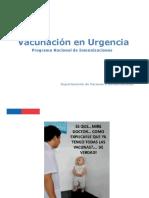 Vacunas Urgencia