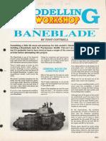 Scratch Build Baneblade